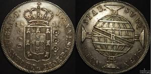 Brazil 1810R 960 Reis