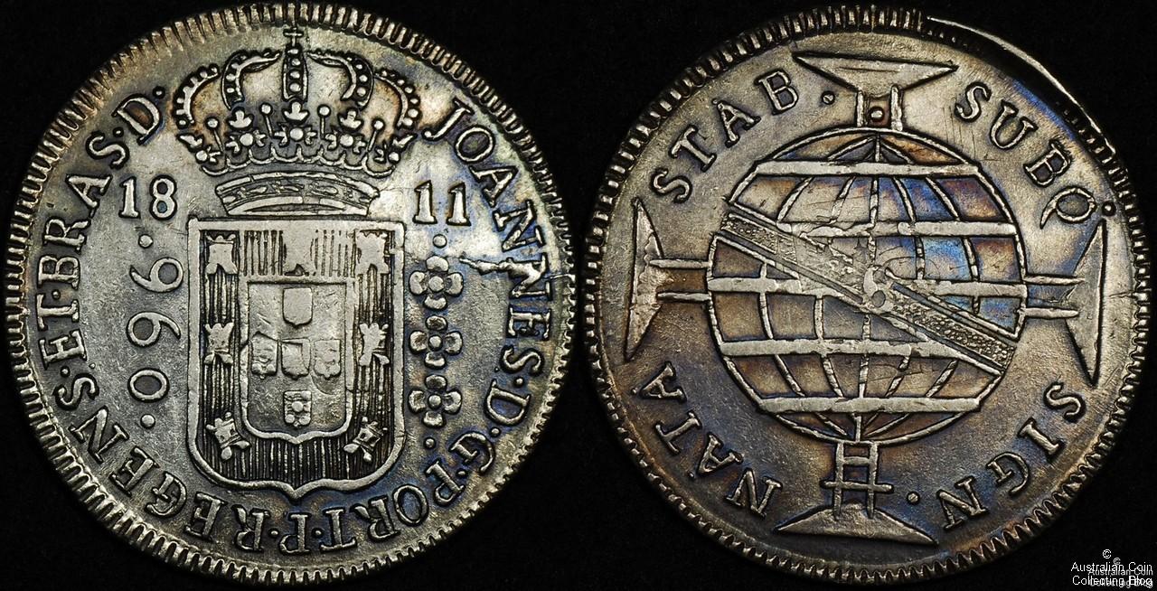 Brazil 1811 960R gF