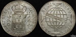 Brazil 1811R 960 Reis