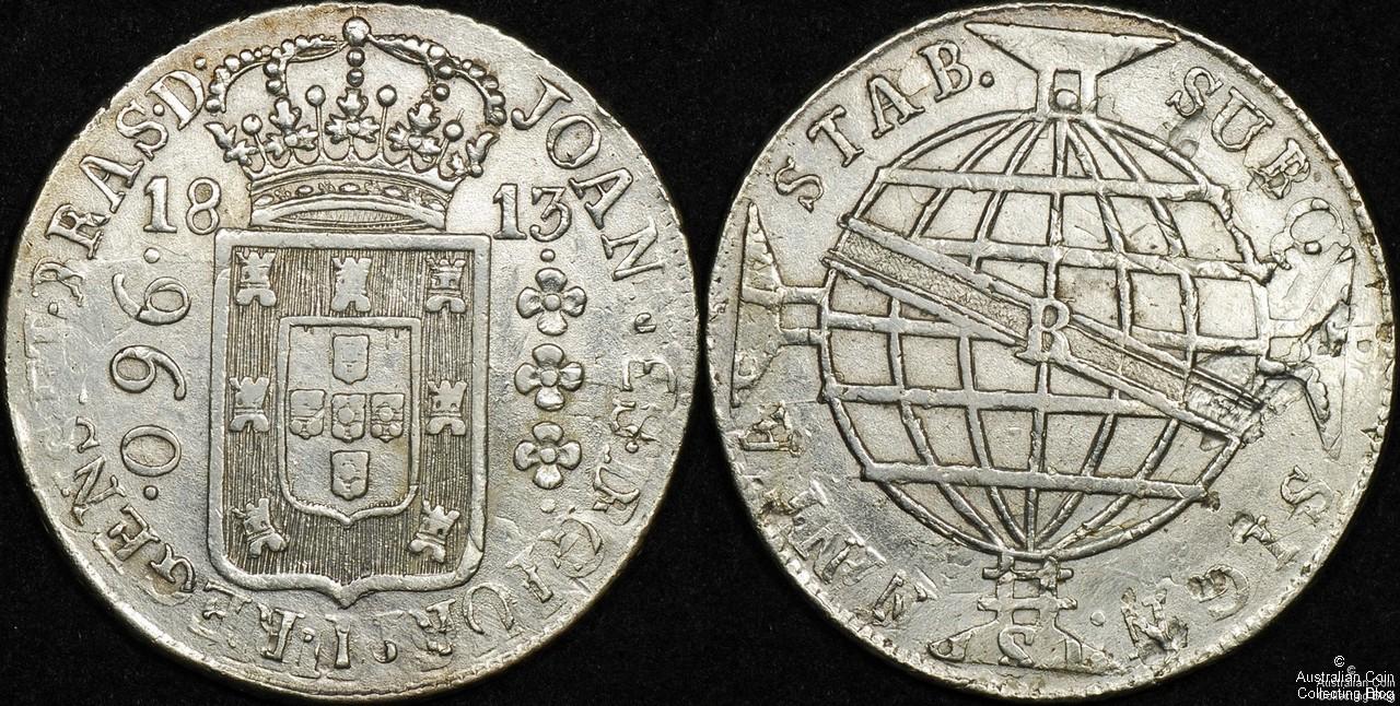 Brazil 1813 960R aVF