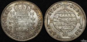 Brazil 1815B 960 Reis