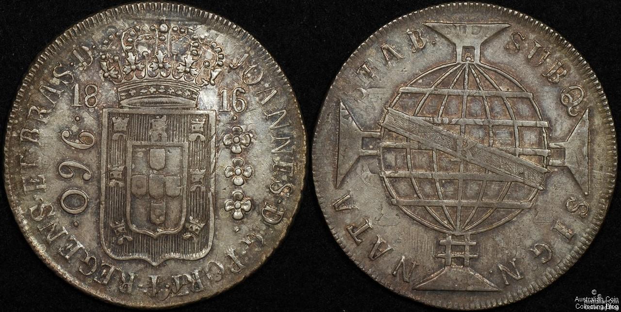 Brazil 1816 960R F