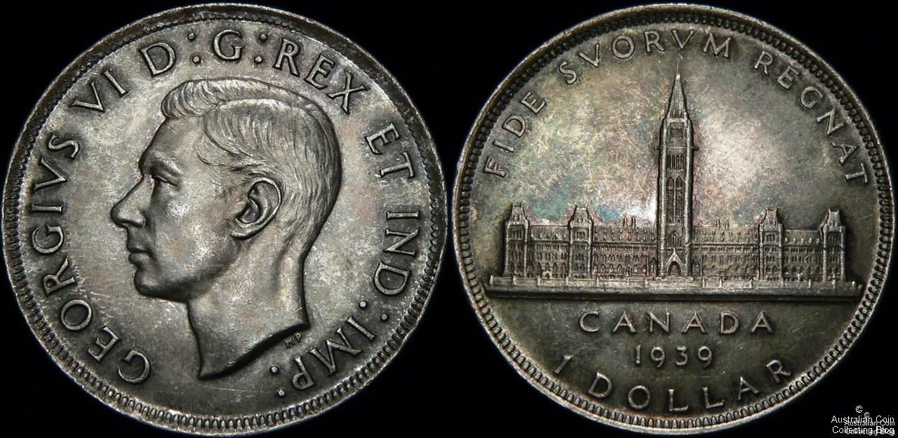 Canada 1939 1 EF