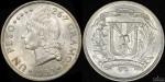 Dominican Republic 1952 1 Peso