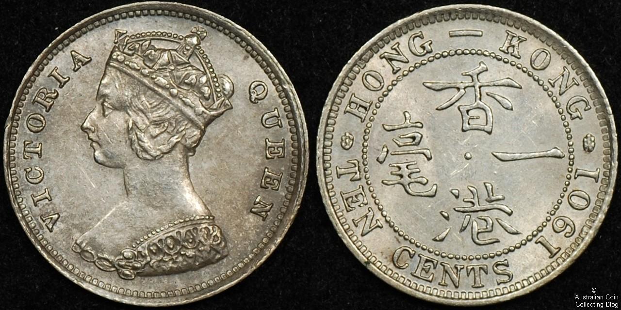 hkd coins
