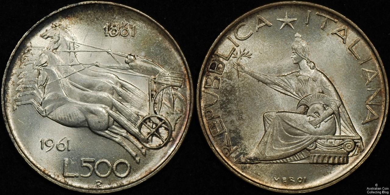 Italy 1961 500L Gem