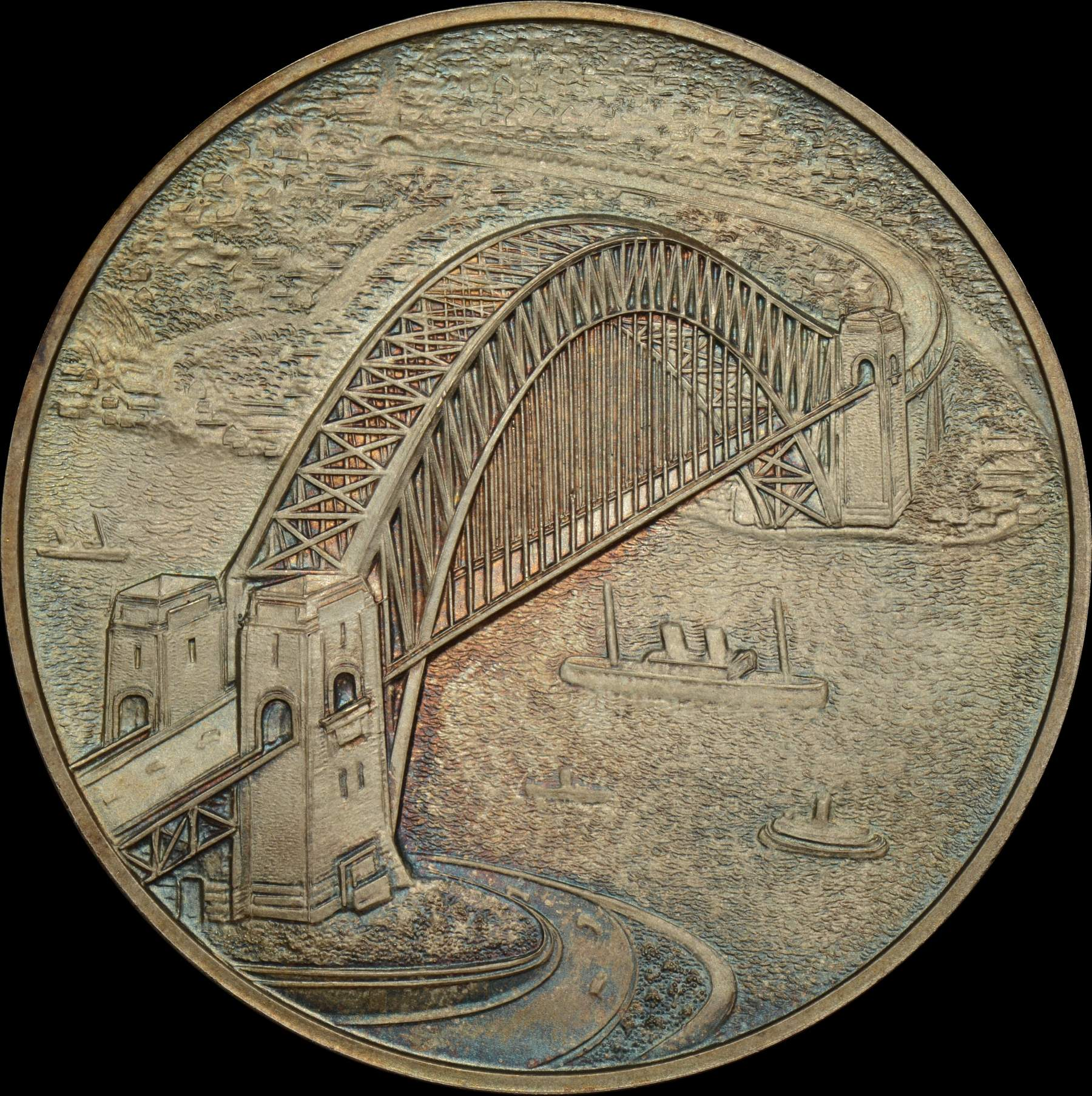 sydney-harbour-bridge-medal