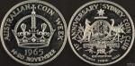 1965 Australian Coin Week Sydney Coin Club 1st Anniversary