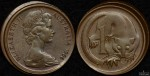 Australia 1966 1 cent ramstrike