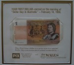 Your First Dollar Note 14 February 1966 Consolation Prize