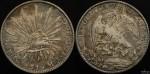 Mexico 1831 Go MJ 8 Reales