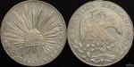 Mexico 1881/0 Go SB 8 Reales