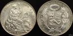 Peru 1934 Sol