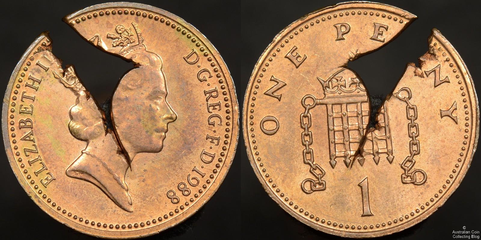 2016 Penny Error