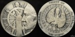 1970 Cook Medal in Silver