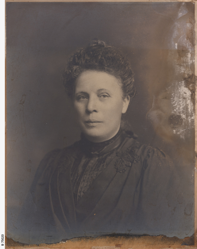 Elizabeth Conrad (Grandmother) circa 1910