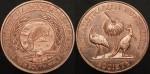 1932-1982 Sydney Harbour Bridge Medal