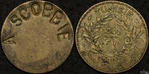 tunisia-1941-50-centimes-a-scobbie-id-tag