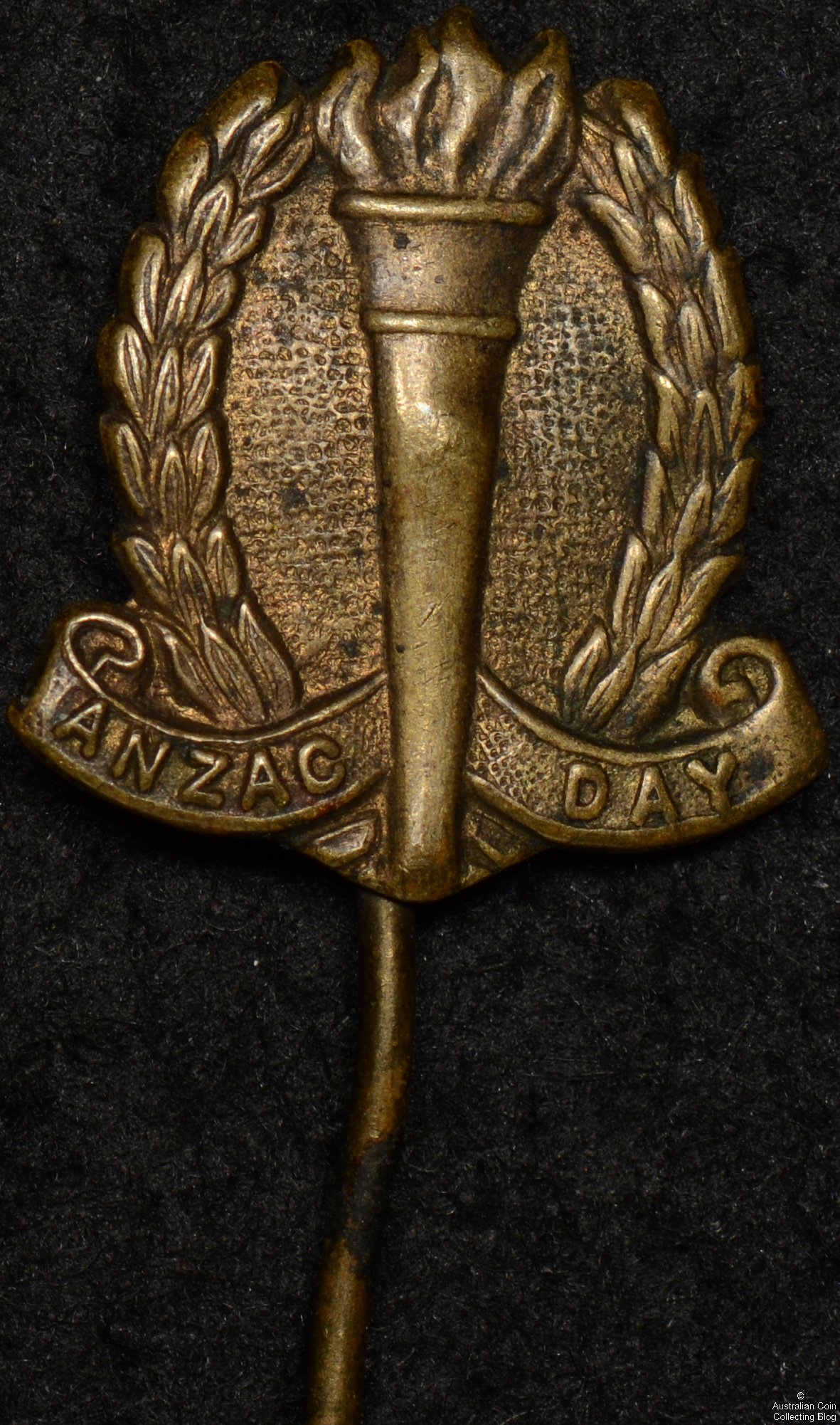 ANZAC Day Pin – Swann & Hudson Frankston